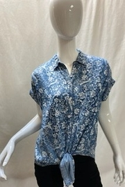 Tribal  6246O-1376 - Reversable Top with Knot - Product Mini Image