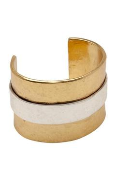 Karine Sultan Two Tone Cuff - Product List Image