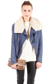 Shoptiques Product: Fur-lined Jacket