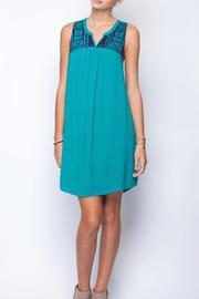 Gentle Fawn Openback Tidepool Dress - Product Mini Image