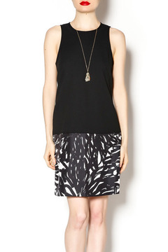 4.Collective Sleeveless Black Dress - Product List Image