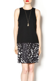 4.Collective Sleeveless Black Dress - Product Mini Image