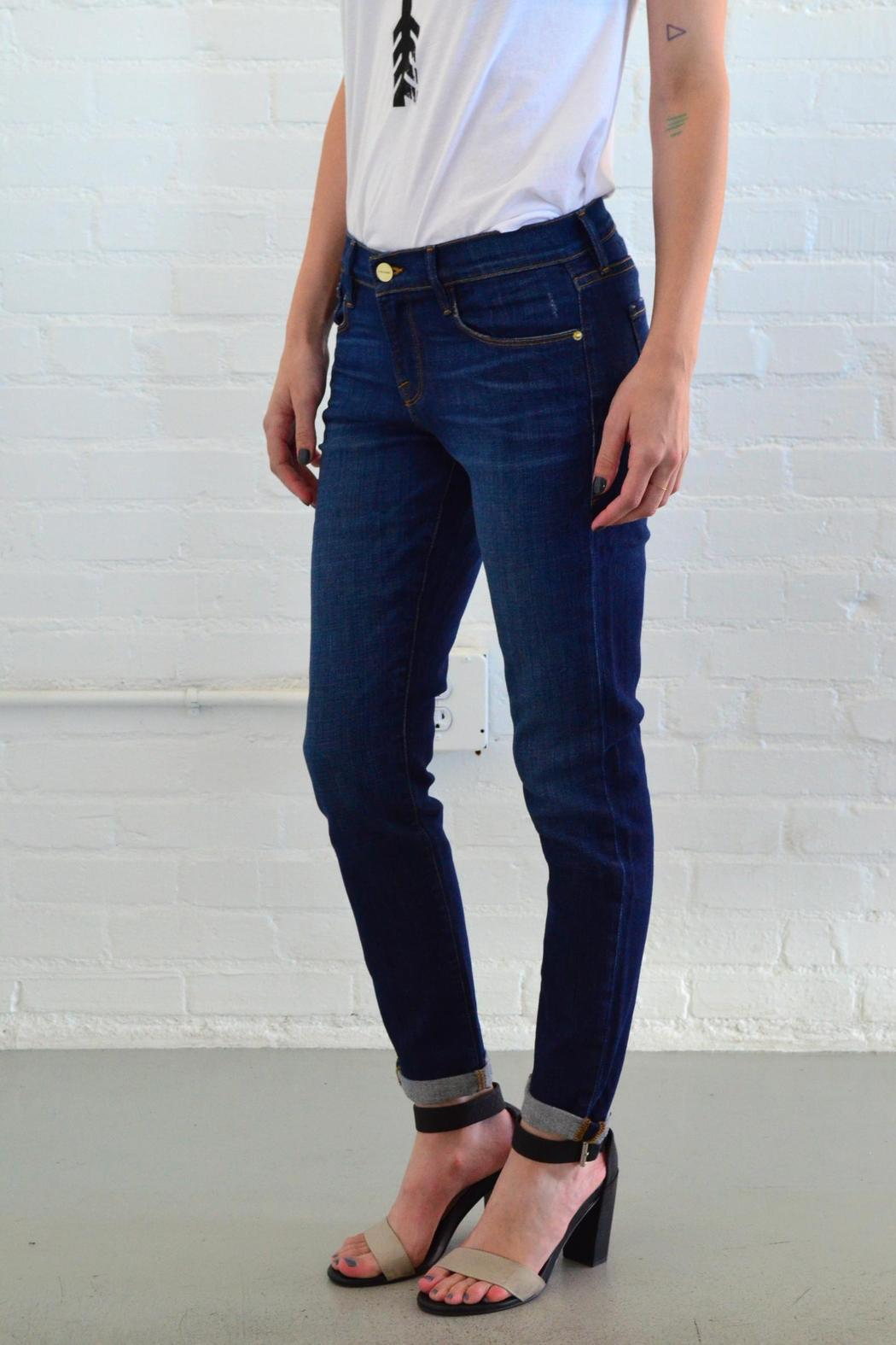 FRAME Denim Le Garcon Belgrave from Arizona by Hub Clothing — Shoptiques