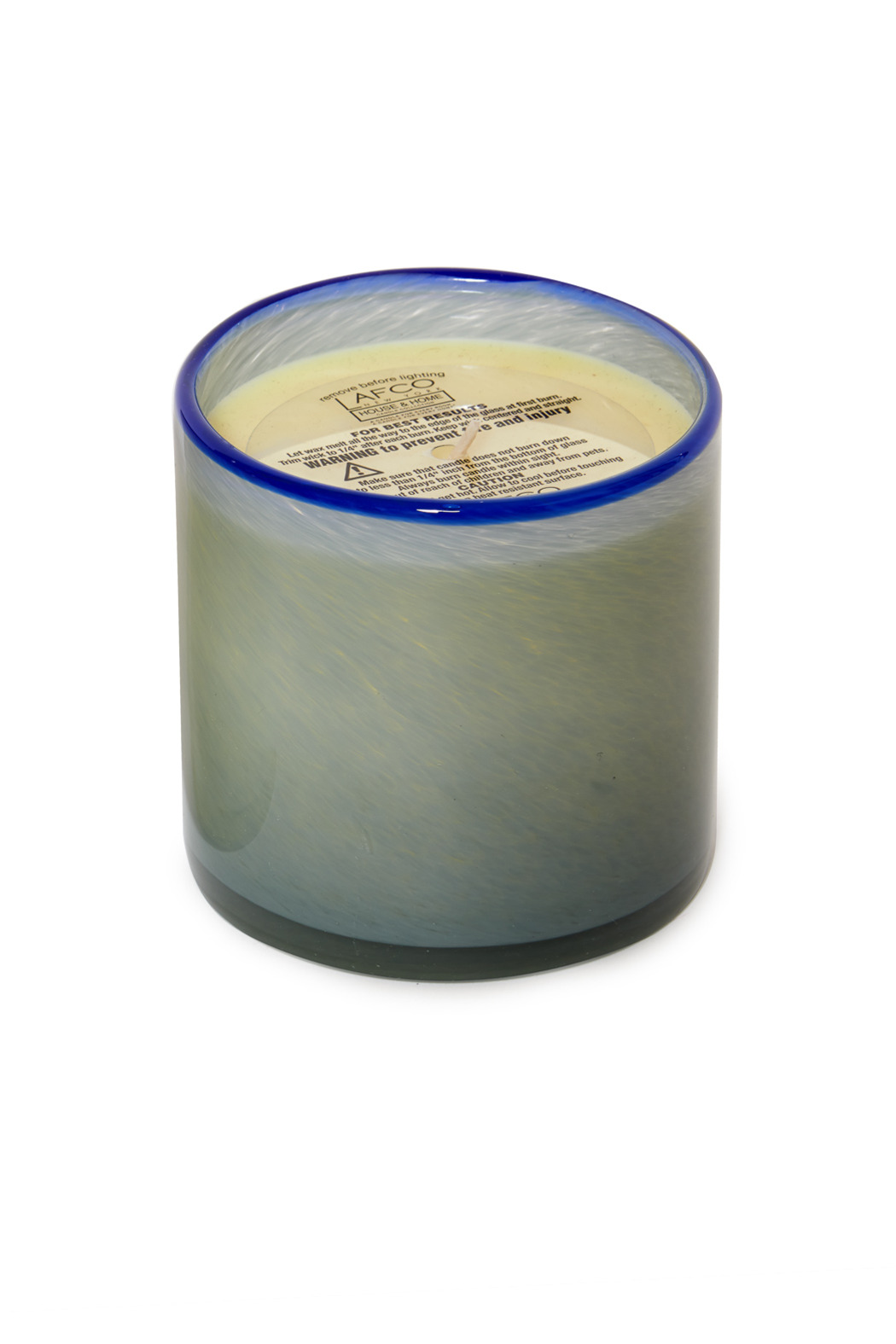 Lafco Beach House Candle - Back Cropped Image