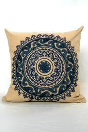 Jaipur Creme Brulee Pillow - Product Mini Image
