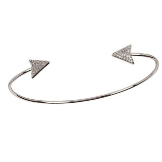 Shoptiques Product: Silver Arrow Cuff