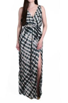 Shoptiques Product: Slit Maxi Dress