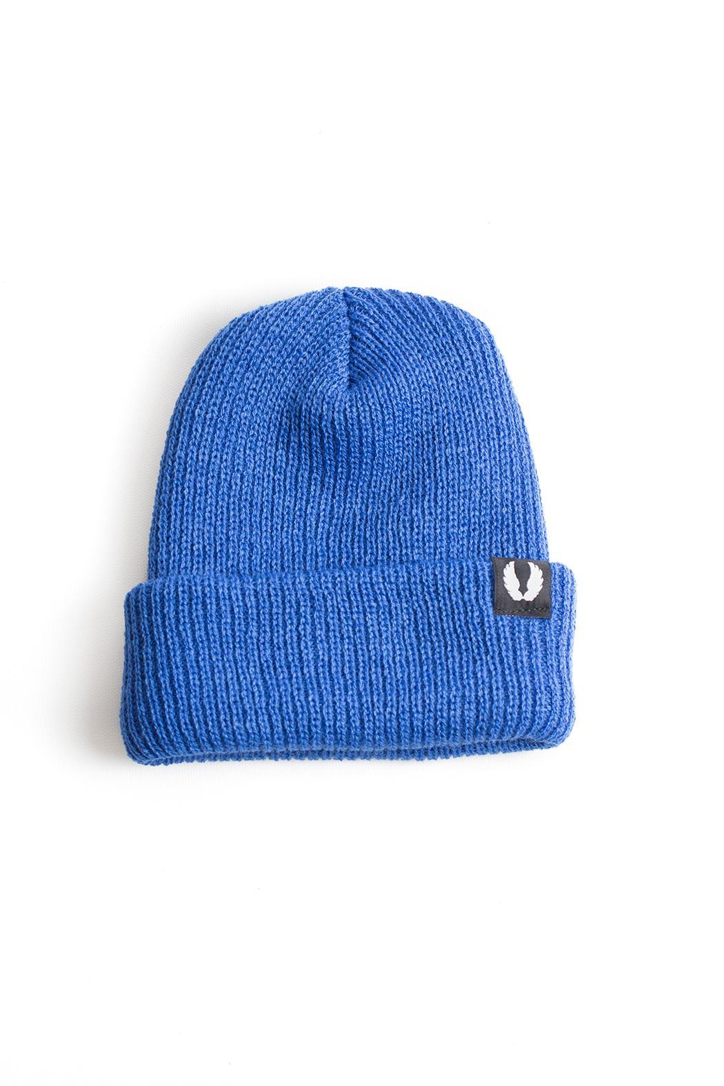 Akinz Fold Beanie - Front Full Image