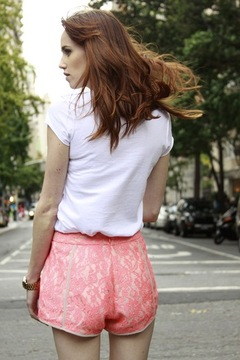 Finders Keepers Lace Hot Shorts - Alternate List Image