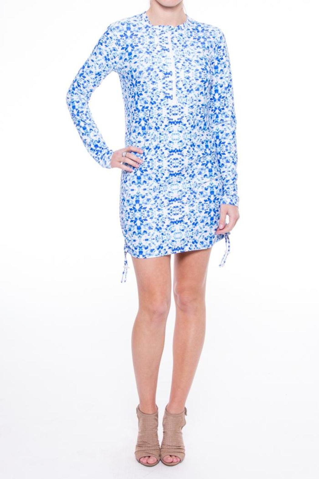 Mott 50 Sun Protective Swim Dress From Vail By Perch