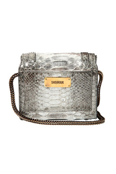 Shourouk Daktari Python Bag - Alternate List Image