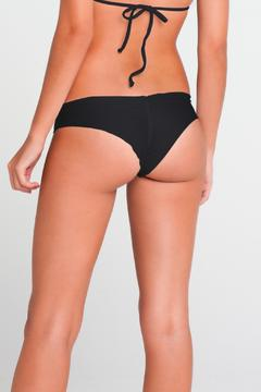 Luli Fama Ruched-Back Minimal-Coverage Bottoms - Alternate List Image