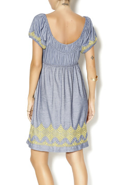 Uncle Frank Knit Embroidered Dress - Alternate List Image