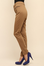 Shoptiques Product: Jersey Skinny Pants - Side cropped