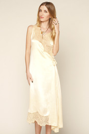 Shoptiques Product: 1920's Long Night Gown
