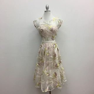 Shoptiques Floral Lace Dress