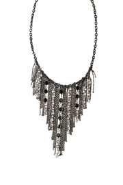 Shoptiques Product: Cascading Jewels Necklace