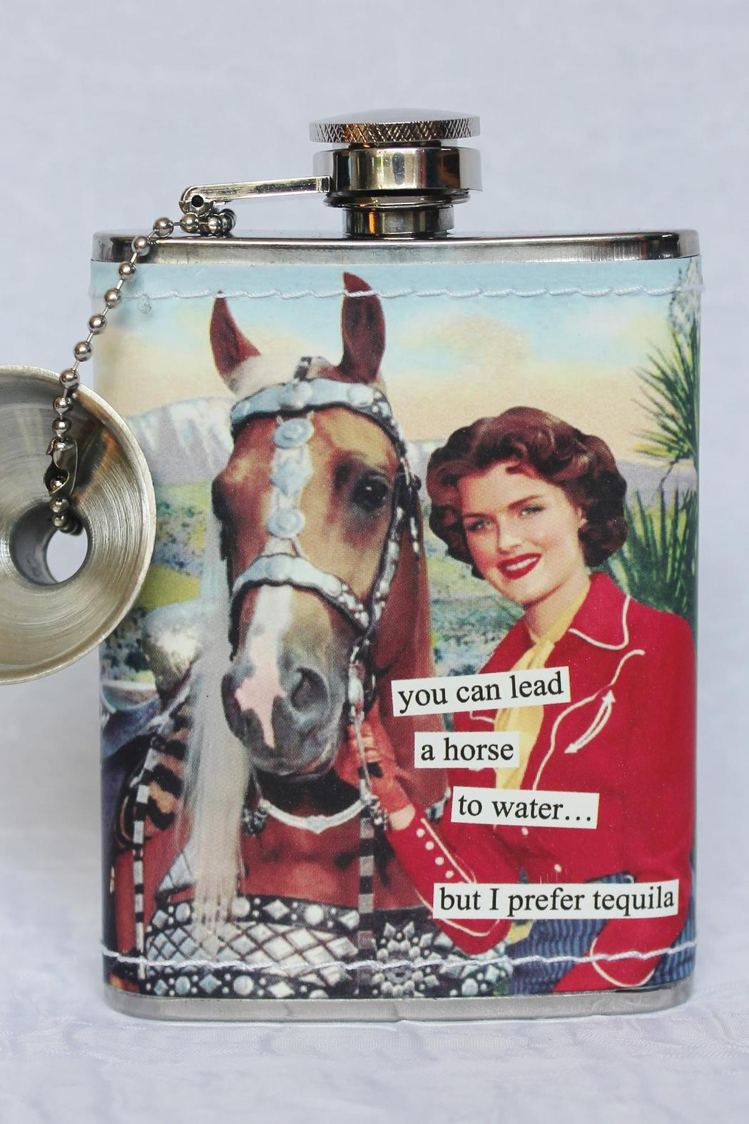 Anne Taintor Flask And Funnel - Main Image