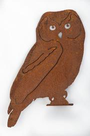 Rusty Birds Rusty Bird Owl - Product Mini Image