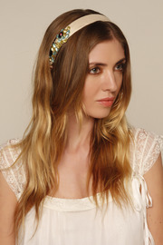 Boutique La Chapeaux Headband with Czech Crystals - Other