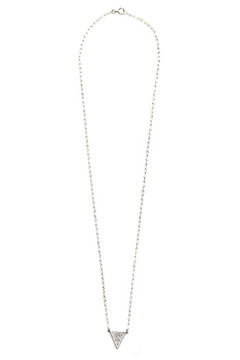 Blu Lua Delta Necklace - Product List Image