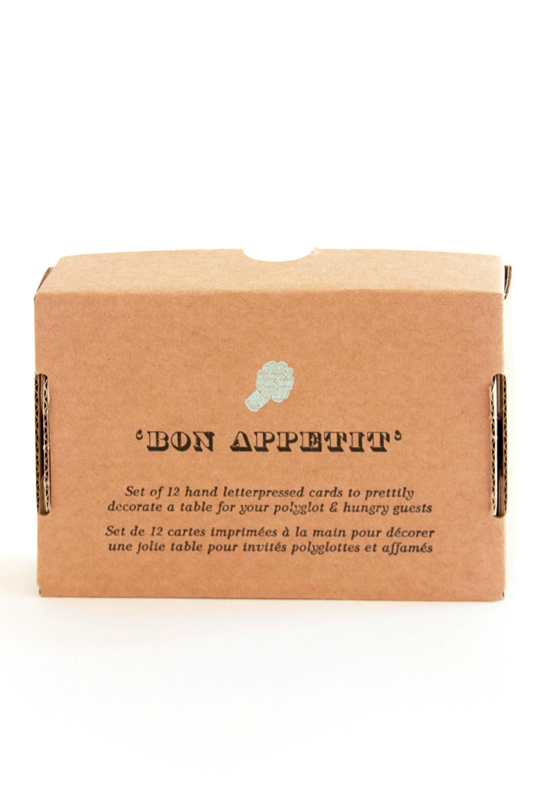 Whistle Bon Appetit Placecards - Main Image