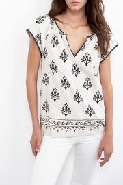 Shoptiques Product: Silk Printed Top