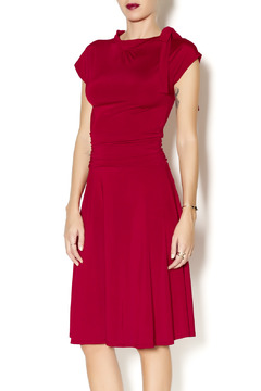 Folter Red Bombshell Dress - Product List Image