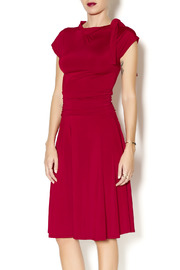 Folter Red Bombshell Dress - Product Mini Image