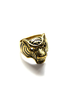 Shoptiques Product: Tiger Ring