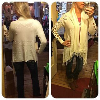 Shoptiques Product: Vanilla Cardigan