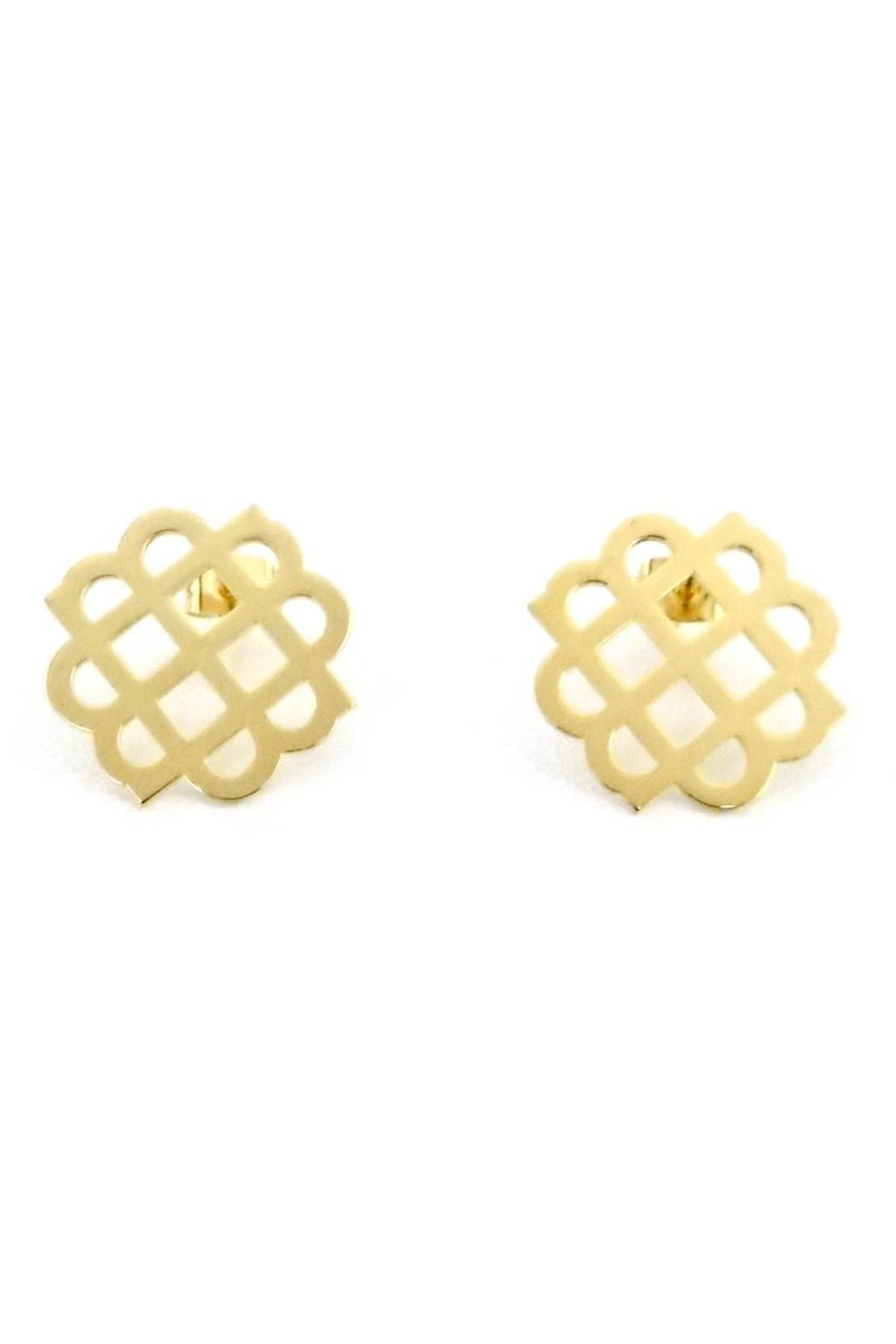 Millie Jewelry Millie Gold Earrings - Main Image