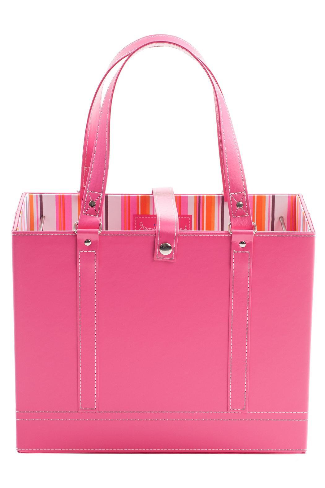 Jamie Raquel Lifestyle File Tote Front Cropped Image