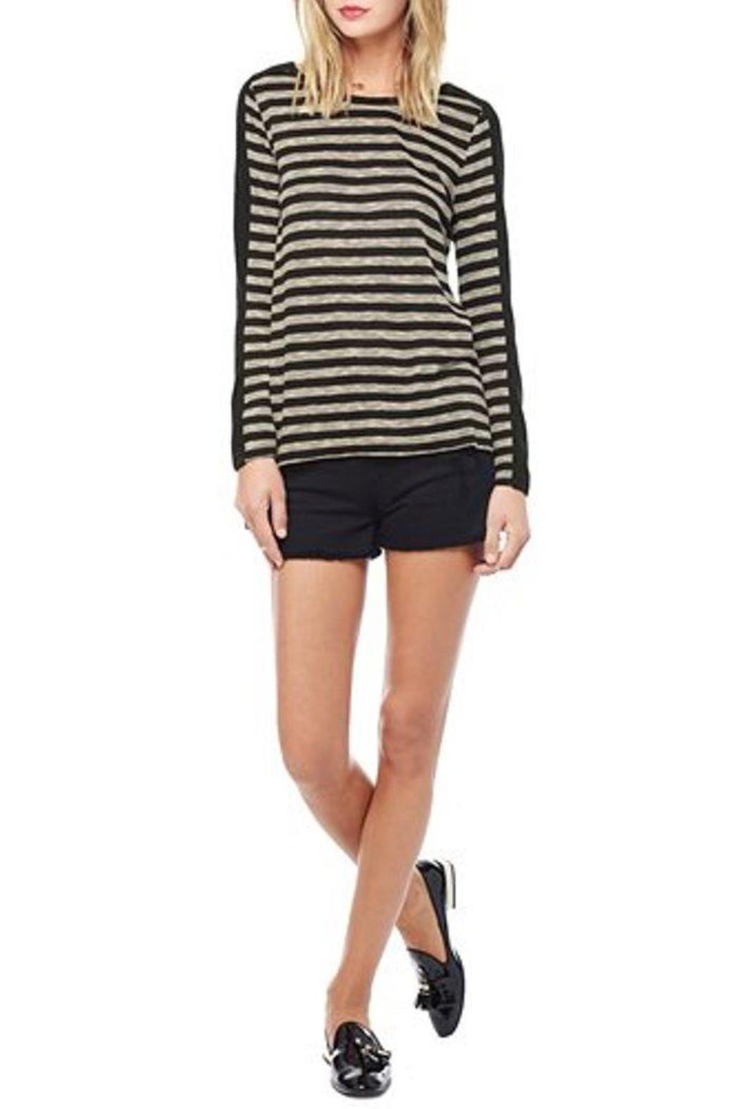 Jack by BB Dakota Fitz Striped Top - Front Full Image