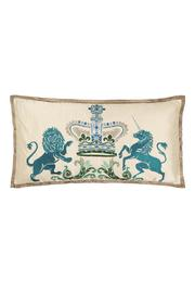 Designers Guild Coat Arms Pillow - Product Mini Image