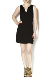 Gina Louise Little Black Dress - Front full body