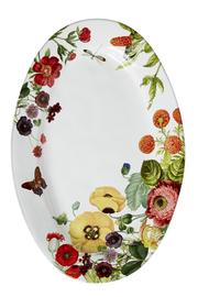 Juliska Floral Oval Platter - Product Mini Image