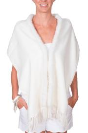 CLAIRE FLORENCE White Mink Travel - Product Mini Image