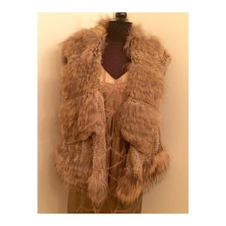 Shoptiques Product: Rabbit Raccoon Vest