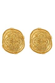 Fornash Coin Earrings - Product Mini Image