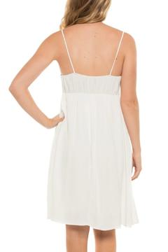 Coveted Clothing Bow Front Dress - Alternate List Image