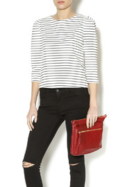 Dolce Vita Edeline Striped Top - Product Mini Image