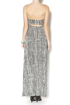 Shoptiques Product: Cut Out Maxi Dress
