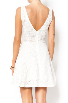 n/a White Lace Dress - Alternate List Image