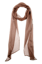 Shoptiques Product: Silk Multi Scarf