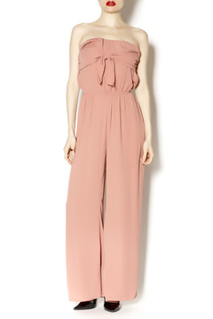 Aggie Dusty Pink Jumpsuit - Product List Image