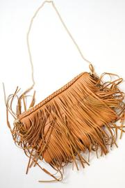 Shoptiques Product: Fantastic Fringe Clutch