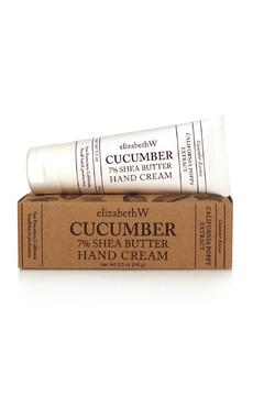 Elizabeth W Cucumber Hand Cream - Alternate List Image