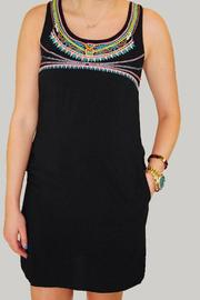 Beaded Shift Dress  - Product Mini Image