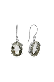 6th Borough Boutique Topaz Drop Earring - Product Mini Image